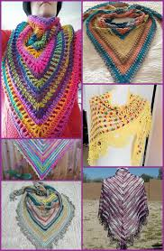 Free Crochet Shawl Patterns Best Inspiration