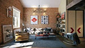 Attractive Loft Apartment With An Interior Design Made By Pavel Vetrov Extraordinary Loft Apartment Interior Design