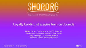 Loyalty Building Strategies From Cult Brands