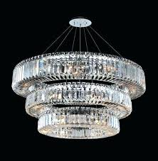 odeon crystal chandelier 3 tier crystal chandelier for most recently released 3 tier crystal chandelier fringe