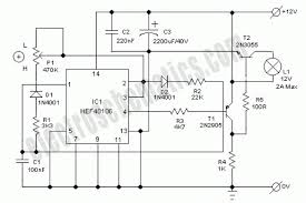 car interior light dimmer circuit 12v car interior light dimmer circuit schematic