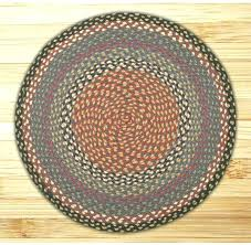 half circle rug remarkable round kitchen rugs sophisticated crochet pattern free