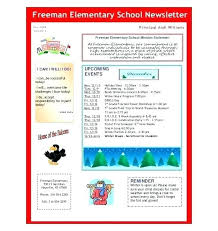Teachers Newsletter Templates Easy Newsletter Templates For Teachers Free Editable Teacher