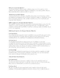 job objectives on a resumes objective for resumes sample job objectives for resume objectives