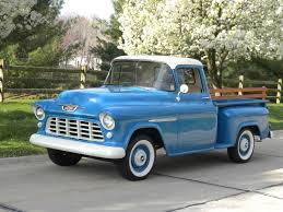 Quick 55 59 Chevrolet Task Force Truck Id Guide 1 1