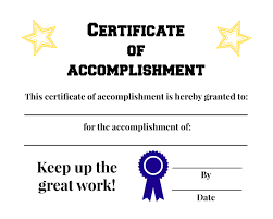 Awesome Lifetime Achievement Award Template Mold Entry Level