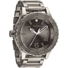 "men s nixon the 51 30 ti titanium watch a351 1703 watch shop comâ""¢ mens nixon the 51 30 ti titanium watch a351 1703"