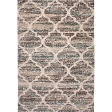 8 x 11 large brown beige ivory and teal area rug granada rc willey furniture