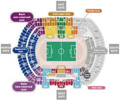 Yokohama Nissan Stadium Seating Chart Www