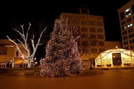 outdoor tree lighting ideas. Exterior Christmas Lights Best Outdoor Roof Patio Lighting Ideas Battery Xmas Tree