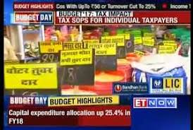Capital Gains Tax Chart 2017 Union Budget 2017 Impact Heres Budget 2017 Impact On Your
