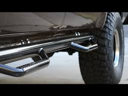 ✇ How To Install Truck Side Steps (Nerf Bars): Half Idiots Guide ...