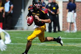 Illinois Football Depth Chart 2011 Updated Maryland Depth Chart No Hint Of Qb Leanings