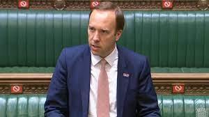 UN withdraws job offer to UK MP Matt Hancock