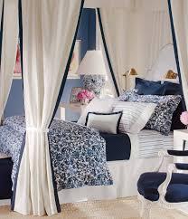 bedroom with ralph lauren chinoiserie bedding in blue and white ralph lauren chinoiserie