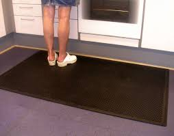 Rubber Floor Mats For Kitchen Kitchen Casual Floor Pattern On Insdustrial Kitchen Design With