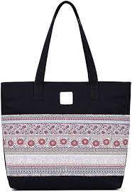 ArcEnCiel Women's Casual Canvas Tote Bags ... - Amazon.com