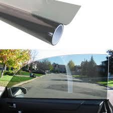 <b>1 Roll</b> Black <b>50cm</b>*100cm Glass Window Tint Shade Film VLT 70 ...