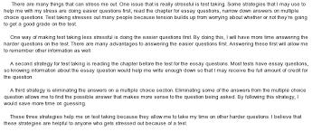 essay on stress co essay on stress