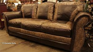 details about united leather el dorado handmade 100 top grain leather sofa made in usa texas