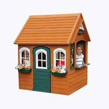 bancroft wooden playhouse