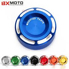 Fashion <b>Motorcycle accessories CNC</b> Blue Rear Brake Fluid ...