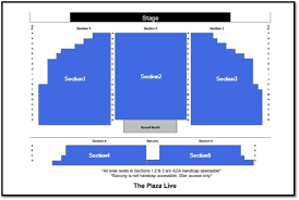 Plaza Live Orlando Seating Chart Bruce Hornsby Fan Ticketing