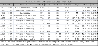 College Class Schedule Magdalene Project Org