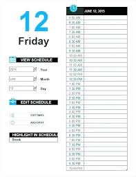 Daily Routine Maker Free Work Schedule Template Beautiful Staff Maker Excel