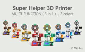 <b>Winbo</b> 3D Printers, 3D Printing Filament