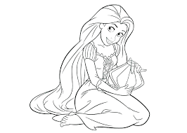 Barbie Princess Coloring Pages Free Printable Barbie Coloring Pages