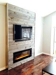 electric fireplace diy electric fireplace mantel diy