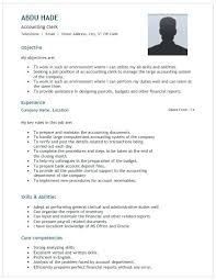 Accounting Assistant Resume Noxdefense Com