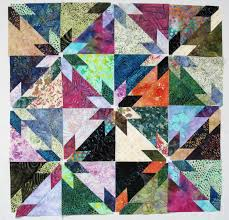 Hunters Star Quilt Pattern