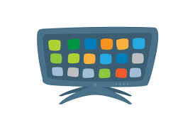Freesvg.org offers free vector images in svg format with creative commons 0 license (public domain). Smart Tv Emoji Svg Cut File By Creative Fabrica Crafts Creative Fabrica