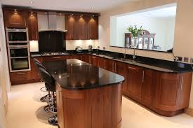 wood kitchen furniture. Modren Kitchen Outstanding Black And Wood Kitchens That Will Add Style To Your Home   Homesthetics Inspiring Ideas For Your Home For Kitchen Furniture O