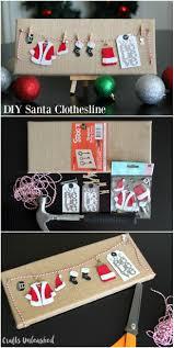 easy diy christmas room decorations. diy christmas decoration: santa canvas - crafts unleashed. decorations diy easydiy room easy