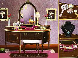 kentworth vanity dresser
