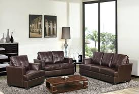 dark brown leather couch and loveseat sofa furniture awesome chair set with alluring l
