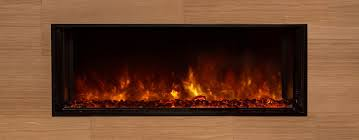 modern flames landscape fullview 40 in built in electric fireplace lfv2 40 15 sh