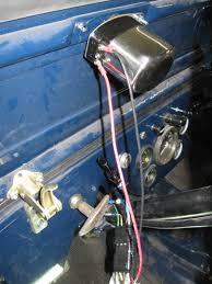 farm jeep who needs wipers the wiring diagram showed two ground wires one switched and a positive wire the switched ground wire apparently allowed for auto parking of the blade