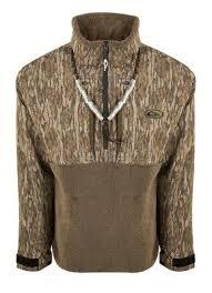Drake Waterfowl Wader Size Chart Drake Waterfowl Mst Eqwader Plus Solid 1 4 Zip Jacket Choose