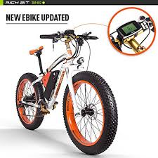 <b>RICH BIT RT-022</b> E-bike Electric Bicyle 2- Buy Online in Bahamas at ...