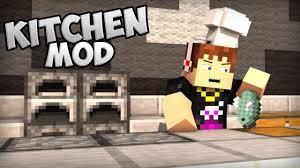Minecraft Kitchen Furniture Minecraft Mods The Kitchen Mod My Cooking Show Create Kitchen