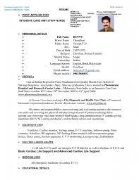 Nursing Assistant Cover Letter Samples Resume Downloads For Job