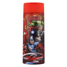 Marvel Avengers Sprchový Gel Pro Děti 400 Ml Elninocz