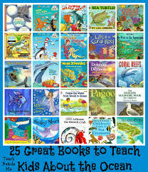 unfortunately now i live days away from the ocean so my kids don t get any exposure to it i am sharing with you 25 ocean books for kids that are just