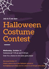 Halloween Costume Contest Pembroke Campus