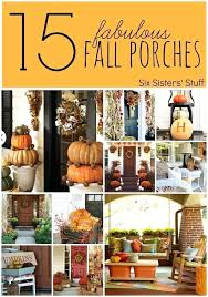 outdoor turkey decorations fall porch ideas that will make your neighbors insanely jealous jealous porch and