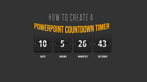 5 Minute Countdown Timer For Powerpoint Powerpoint Countdown Timers The Price Web